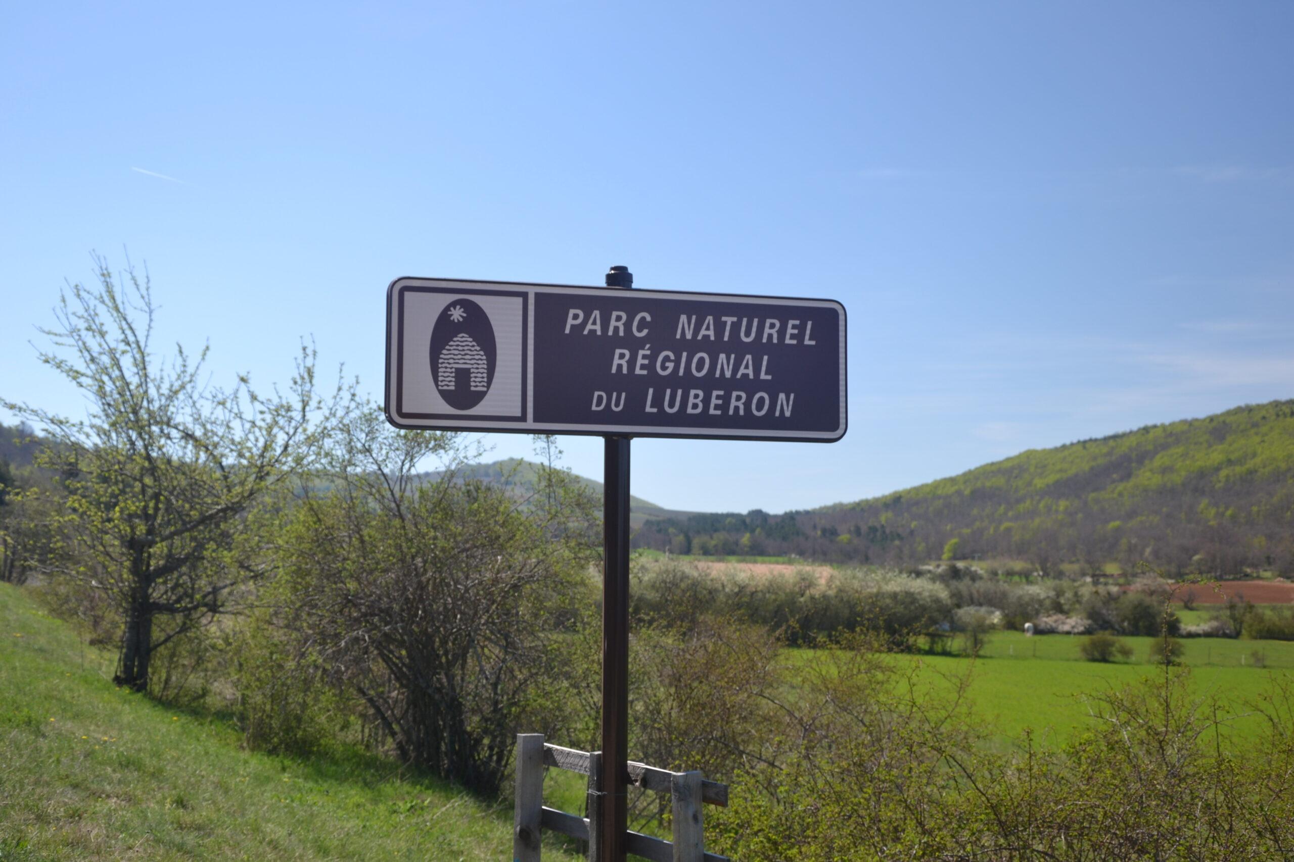 Parc du Luberon: notre contribution à la nouvelle charte